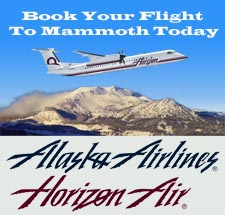 Horizon Flights to Mammoth Lakes
