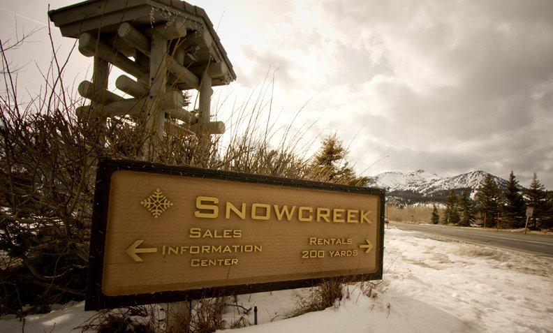 Snowcreek Meadow Winter